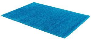 Teppich Schlafzimmerteppich Wohnteppich Matera 67X130cm D.180 C.024 türkis