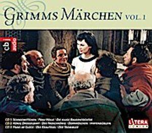 Gebrüder Grimm-Grimms Märchen Box 1 (3 CD)