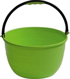 Mehrzweckeimer / Eimer mit Henkel Brunner Ø35 cm 15 Liter grün