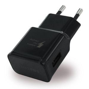 Samsung Original Netzteil, Schnellladegerät, EP-TA20EBE, 2 Ah, schwarz