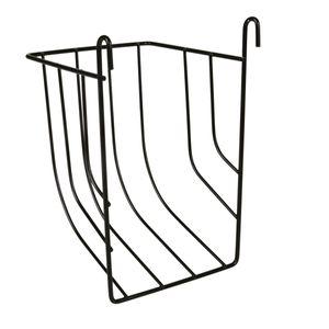 Trixie Heuraufe aus Metall 14,5 x 16 x 10,5 cm