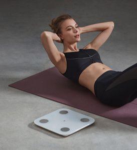 Xiaomi Mi Body Composition Scale 2 Digitale Fitnesswaage 2020 Neue Version