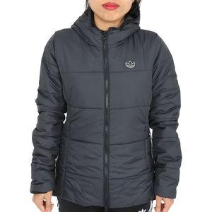 adidas Originals Slim Jacke Damen Schwarz (GD2507) Größe: 32 (XS)