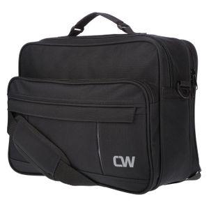 Christian Wippermann Flugbegleiter Umhängetasche Tasche Arbeitstasche Herrentasche im Querformat