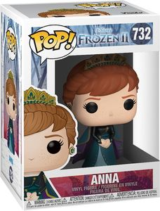 Disney Frozen 2 - Anna 732 - Funko Pop! - Vinyl Figur