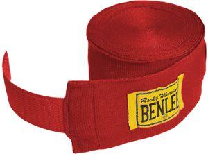 BENLEE Rocky Marciano Bandagen Unisex – Erwachsene Rot, Größe:450 cm