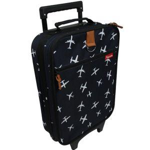 Trolley Koffer Kinderkoffer Handgepäck Kindertrolley Kinder Jungen Mädchen 9164