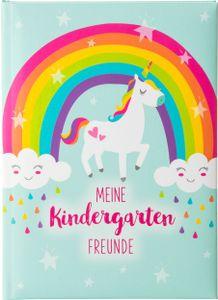 Freundebuch Kindergarten Glücklich