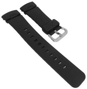 G-Shock Armband Resin schwarz für Casio GW-1500 GW-1501 Replacement Band
