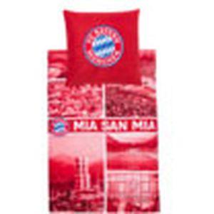 "FC Bayern München Bettwäsche ""Mia san mia"""