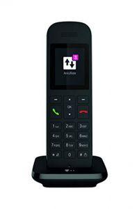 Telekom Speedphone 12 Festnetztelefon Schwarz schnurlos Farbdisplay DECT-CAT-iq