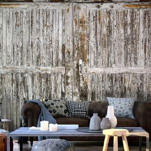 Basera Fototapete Holzmotiv f-A-0356-a-a, Vliestapete, 150x105 cm