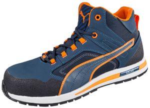 Puma CrossTwist Mid S3 633140, Farbe:blau, Schuhgröße:41 (UK 7)