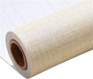 Beige 0.6x10m Aufkleber Küchenschränke PVC Tapeten Küche Selbstklebend Klebefolie Möbel Wasserfest Aufkleber für Schrank Küchenschränke Möbel Selbstklebende Folie Küchenschrank Holzmuster