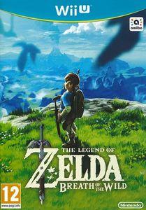 The Legend of Zelda Breath of the Wild Wii U  [FR IMPORT]