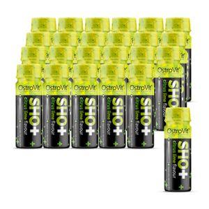 12x OstroVit Pre Workout Hardcore Training Pump Energy Energie Push Booster Shot 80 ml Drink