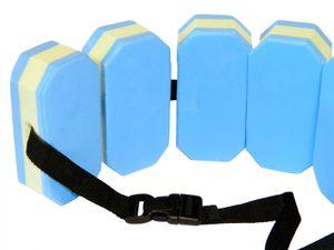 Best Sporting Schwimmgürtel, 6 Paddle, blau