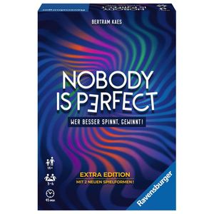 RAVENSBURGER Erwachsenenspiel Nobody is Perfect Extra Edition Gesellschaftsspiel