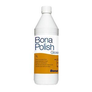 Bona Parkett Polish glänzend 1 Liter für lackierte Holzböden