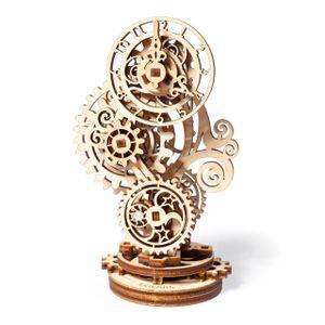 UGEARS Steampunk Uhr 70093 hochwertiger Holzbausatz