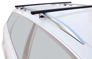universal Relingträger Aurilis Initial Dachträger Fahrzeuge mit offener Reling
