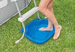 Intex Fußbad Fußwanne für Poolleiter Fuß Wanne Pool Leiter Zubehör