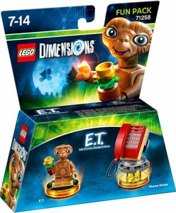 Lego Dimensions Fun Pack - E.T. 71258