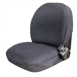 Semi Passform Sitzbezug, Schonbezug für Traktoren, Baumaschinen, Größe 7, perfekter Schutz vor Schmutz