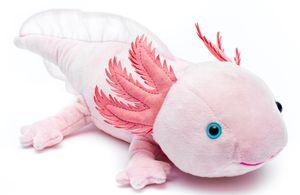 Uni-Toys - Axolotl - 32 cm (Länge) - Plüsch-Lurch - Plüschtier, Kuscheltier