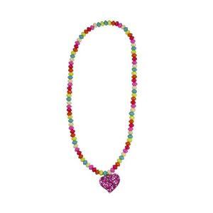 Halskette mit Herz, für Kinder - Kinderhalskette