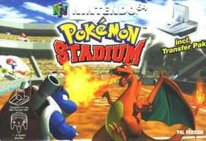 Pokemon Stadium incl. Transfer Pak