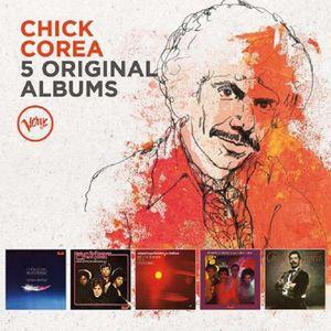 Corea,Chick-5 Original Albums