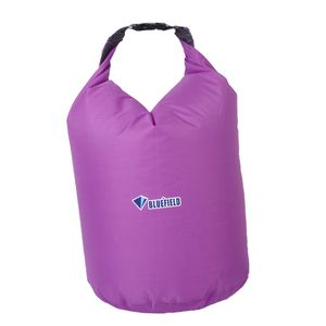 Rollbeutel Wasserdicht Transport-Tasche Seesack Packsack Kajak Rucksack Lila