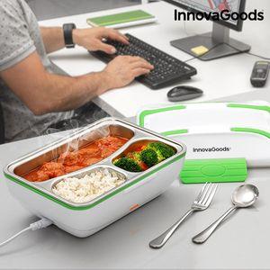 InnovaGoods Pro Elektrische Lunchbox - 24 x 11 x 18 cm