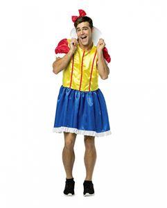 Bro White Herren Kostümkleid zu Karneval und Halloween
