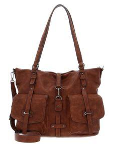 Tamaris Bernadette Shopping Bag Cognac