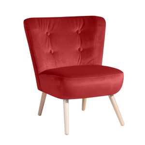 Max Winzer Neele Sessel - Farbe: ziegel - Maße: 69 cm x 68 cm x 80 cm; 2693-1100-2044276-F01