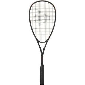 Dunlop Blackstorm Graphite (besaitet) 135g Squashschläger Schwarz