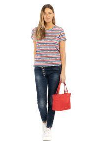 Tamaris Shopper Anna red,  Größe in cm  34 x 13 x 23