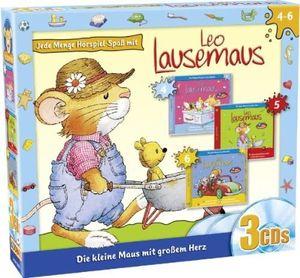 Leo Lausemaus - Folge 4-6