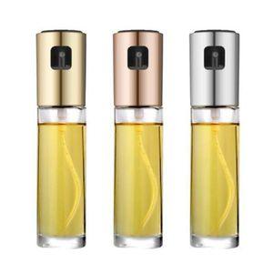 Öl Essig Sprüher Sprayer Zerstäuber Sprühflasche Dosierer Spender Küchenhelfer