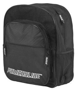 Powerslide Transporter Bag Rucksack für Inline Skates schwarz
