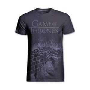 Game of Thrones T-Shirt Stark Jumbo Print Größe XL