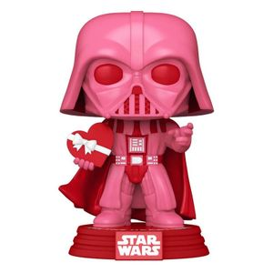 Funko POP! Star Wars Valentines - Darth Vader w/Heart #52872