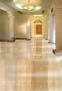 ABPHQTO 150x220 cm Künstlerischer Hintergrund Fotografie Hintergrund Hochzeitssaal Elegante Säulen Deckenleuchte Bodenfliesen Kinderporträtszene Innendekor Studi