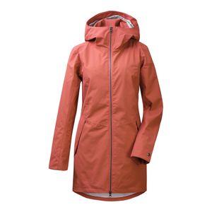 Didriksons Folka Women's Parka 3 pink blush - Regenmantel, Größe_Bekleidung_NR:42, Didriksons_Farbe:pink blush