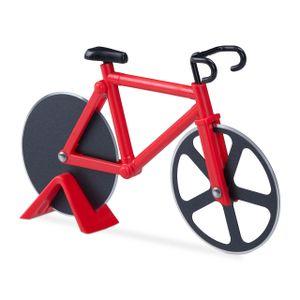 relaxdays Fahrrad Pizzaschneider