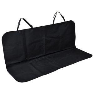 Hundematte für Auto, Polyester, 140 x 100 cm, schwarz