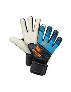 erima SKINATOR Training NF, Größe:9.5, Farbe:curacao/neon orange/schwarz