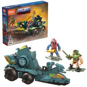 Mega Construx Probuilder Masters of the Universe Origins Battle Ram, 187 Teile